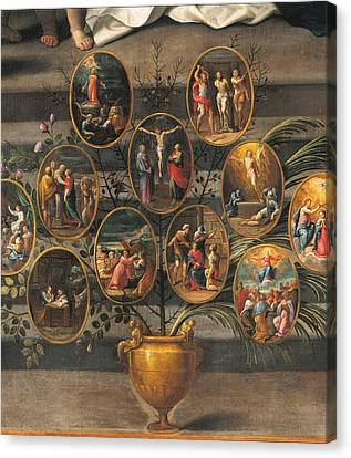 Saint Dominic Canvas Print - Italy, Emilia Romagna, Bologna by Everett