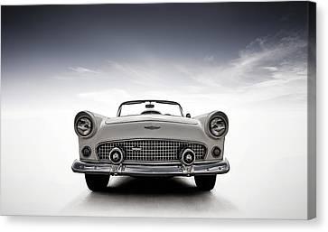 56 Thunderbird Canvas Print