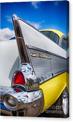 57 Hdr Canvas Print by Tim Gainey