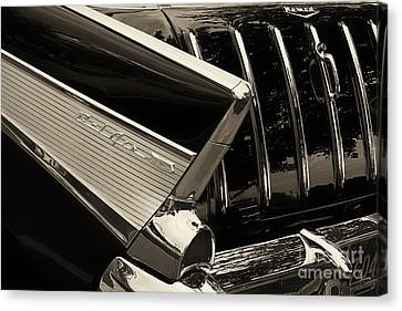 '57 Nomad Canvas Print by Dennis Hedberg