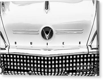 58 Buick Canvas Print by Tim Gainey