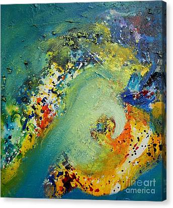 Sold Canvas Print by Sanjay Punekar