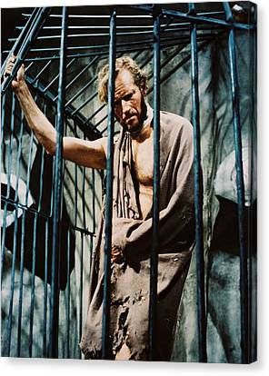 Charlton Heston In Planet Of The Apes  Canvas Print
