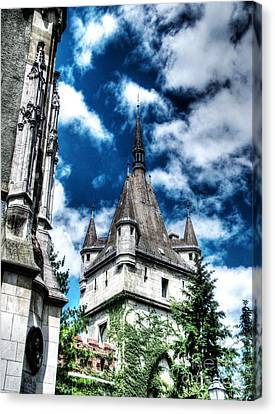 Church Budapesht   Canvas Print by Yury Bashkin