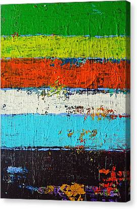 6 Colores Canvas Print by Everette McMahan jr