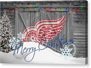 Detroit Red Wings Canvas Print