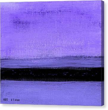Hues Canvas Print