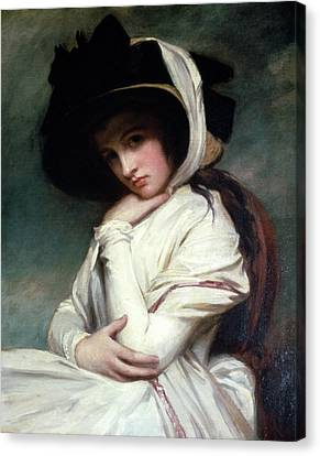 Lady Emma Hamilton (1765-1815) Canvas Print by Granger