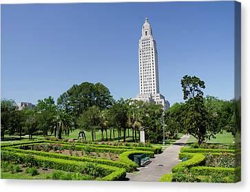 Louisiana, Baton Rouge Canvas Print