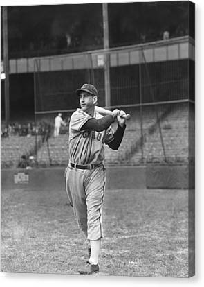 Lucius B. Luke Appling Canvas Print by Retro Images Archive
