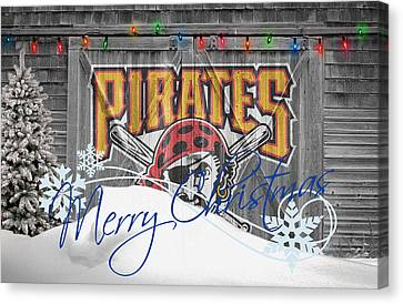 Pittsburgh Pirates Canvas Print