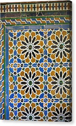Andalucia Canvas Print - Spain, Andalucia Region, Seville by Walter Bibikow