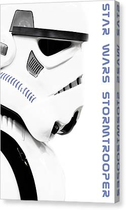 Star Wars Stormtrooper Canvas Print