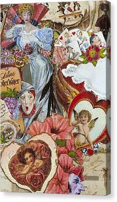 Victorian Romance Canvas Print