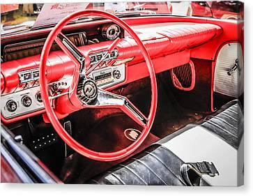 60 Buick Le Sabre Canvas Print