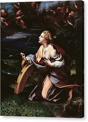 Martyr Canvas Print - Italy, Emilia Romagna, Parma, National by Everett