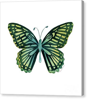69 Moonrise Mime Butterfly Canvas Print