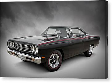 '69 Roadrunner Canvas Print by Douglas Pittman