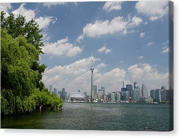 Canada, Ontario, Toronto Canvas Print by Cindy Miller Hopkins