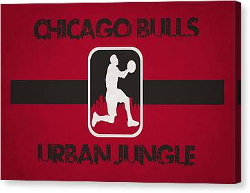 Chicago Bulls Canvas Print