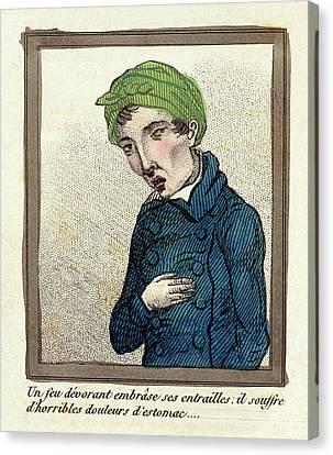Sociology Canvas Print - Masturbation Health Booklet by British Library