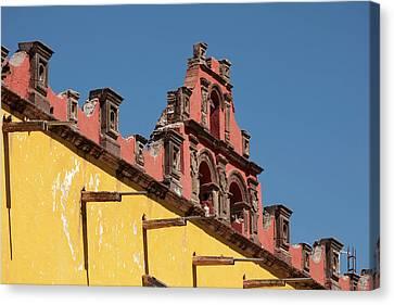North America, Mexico, San Miguel De Canvas Print