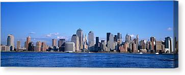 Nyc, New York City New York State, Usa Canvas Print