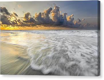 Sunrise On Hilton Head Island Canvas Print