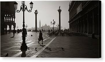 Venice Italy Canvas Print by Panoramic Images