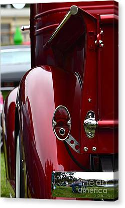 Classic Chevy Pickup  Canvas Print by Dean Ferreira