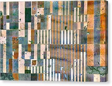 Earth Chouteau Canvas Print by John Illingworth