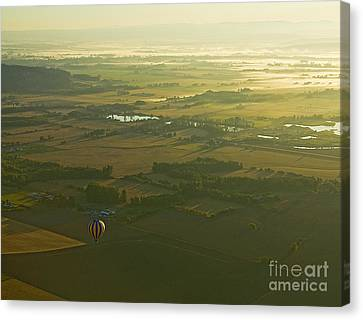 Canvas Print featuring the photograph 7th Heaven by Nick  Boren