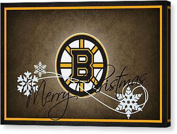 Boston Bruins Canvas Print