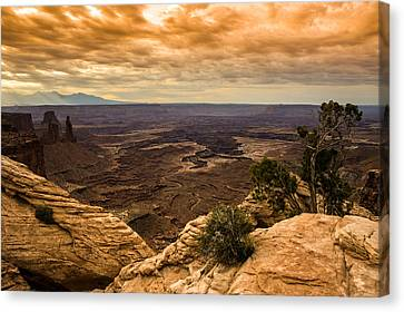 Canyonlands National Park Utah Canvas Print