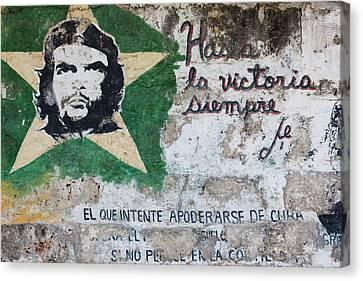 Cuba, Matanzas Province, Varadero Canvas Print