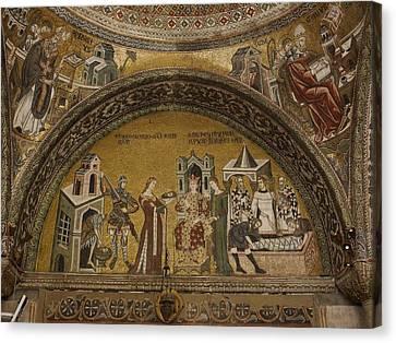 Italy, Veneto, Venice, San Marco Canvas Print