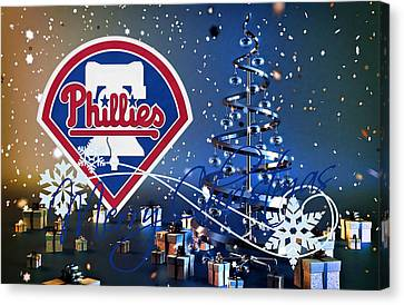 Philadelphia Phillies Canvas Print