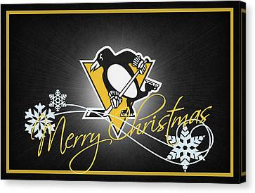 Pittsburgh Penguins Canvas Print