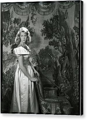 Debutante Canvas Print - Vogue  by Cecil Beaton