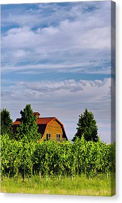 Usa, Washington, Walla Walla Canvas Print by Richard Duval