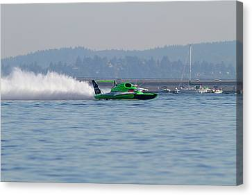 Wa, Seattle, Seafair, Unlimited Canvas Print