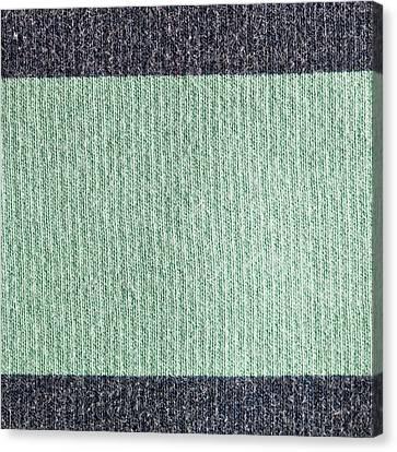Wool Background Canvas Print by Tom Gowanlock
