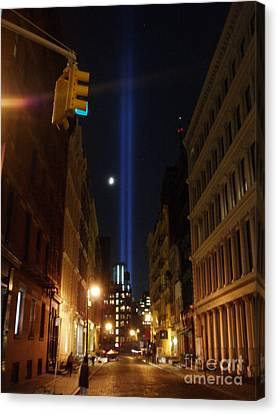 9-11-2013 Nyc Canvas Print