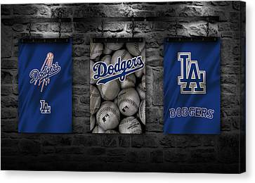 Los Angeles Dodgers Canvas Print