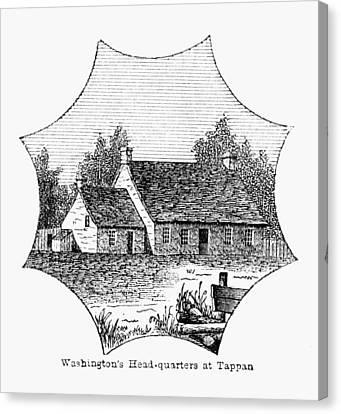 Washington: Headquarters Canvas Print by Granger