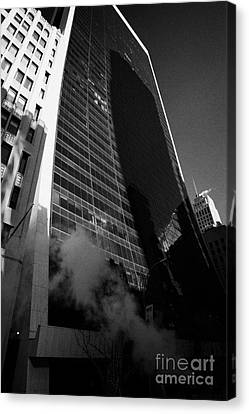 9 West 57th Street Midtown New York City Canvas Print by Joe Fox