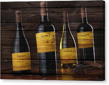 Wine Canvas Print