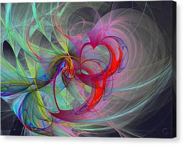 922 Canvas Print by Lar Matre