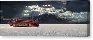 9913 Canvas Print by Keith Berr