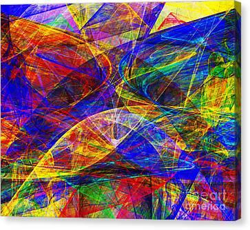 A Cats Dream 20130512 Horizontal Canvas Print